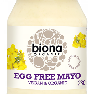 Biona Organic Egg Free Mayo - 230g