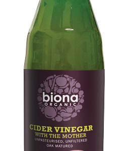 Biona Organic Vinegar - Cider Vinegar (with Mother) - 750ml